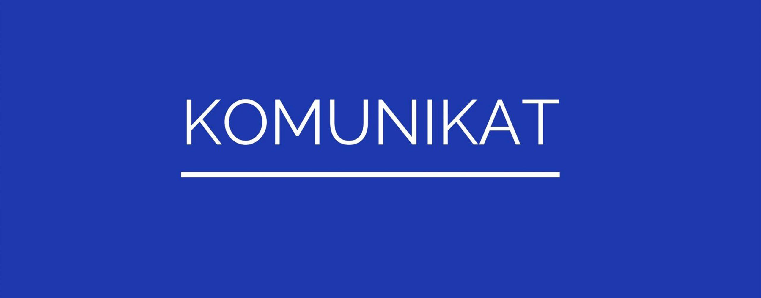 Komunikat dla Pacjentów z Gołkowa